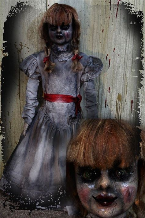 haunted doll prop 52 best horror dolls images on horror