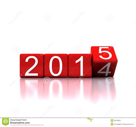 new year 2015 timetable dice with new year 2015 stock illustration image of