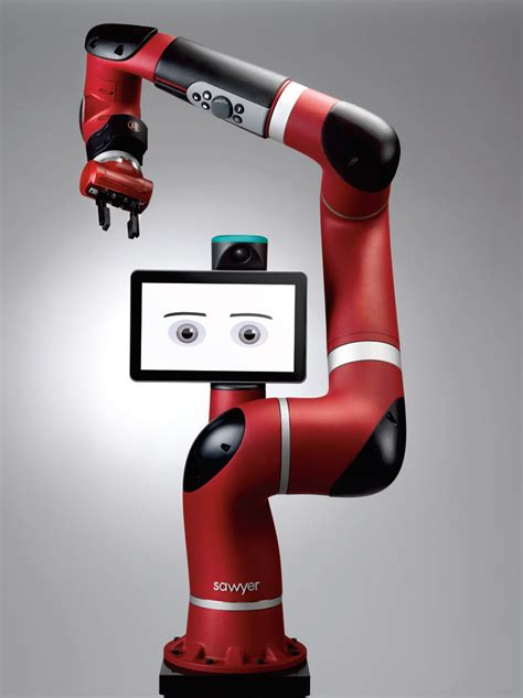 libro real and industrial robots rethink robotics collaborative robots