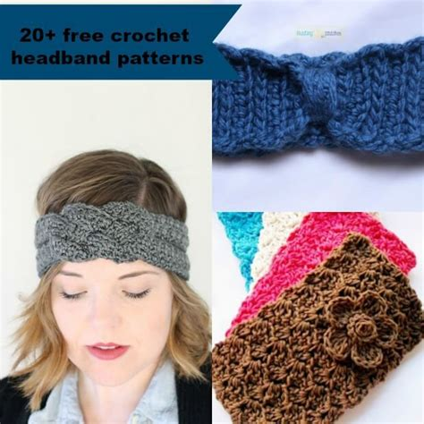 crochet beautiful headbands for your with 61 crochet headband patterns and accessories autos post