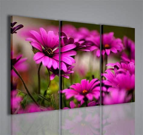 quadri di fiori moderni quadri moderni quadri di fiori e piante violet flower iii