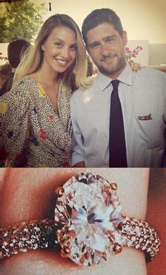 Jen Atkin's engagement ring from Mike Rosenthal made by the incredible Lorraine Schwartz