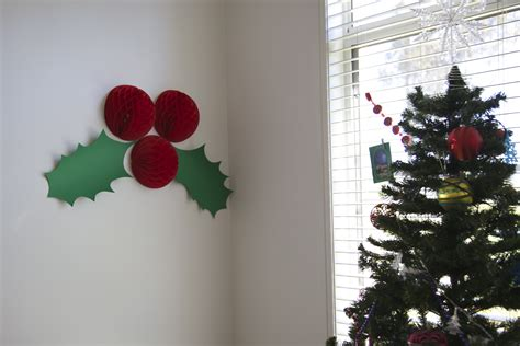 giant holly christmas decorations
