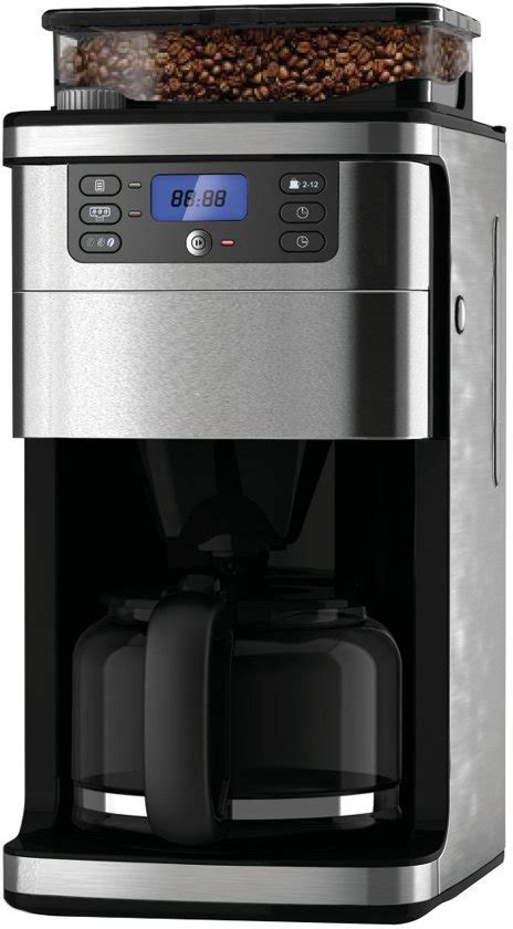 bonen koffiemachine kopen bol medion koffiezetapparaat voor bonen md 15486