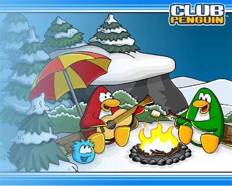 club penguin wallpapers club penguin  guide