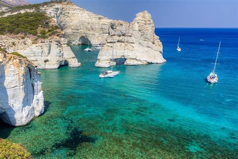 sailing greece routes sailing routes in the cyclades islands mykonos