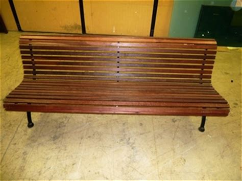 commercial outdoor bench seating outdoor bench seat quantity 2 x commercial quality bench