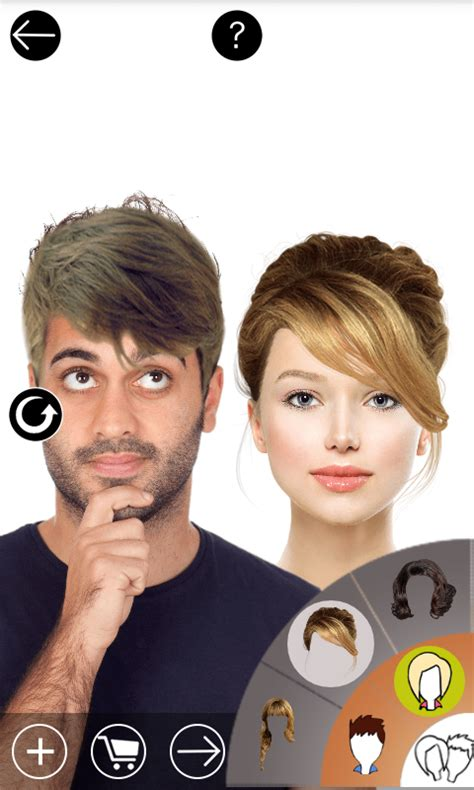 what would i look like with different hair hair style changer 1mobile com