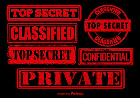 secret free top secret st vectors free vector