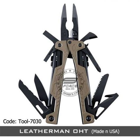 is leatherman made in usa leatherman oht 174 tools made in usa tool7030