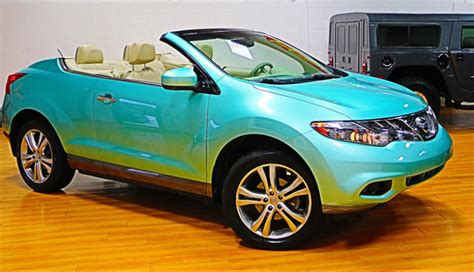 nissan awd convertible 2011 nissan murano crosscabriolet le convertible best