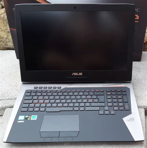 Laptop Asus Rog 10 Jutaan asus rog g752vy gaming laptop review gtx 980m geeks3d