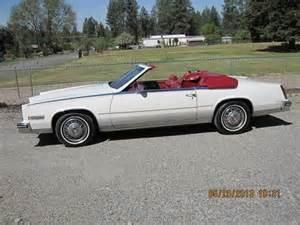 1984 Cadillac Eldorado Convertible For Sale Find Used 1984 Cadillac Eldorado Biarritz Convertible