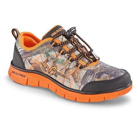 realtree shoes realtree eagle athletic shoes with free lunchbox
