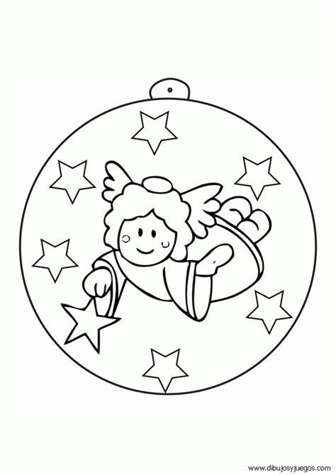 imagenes navidad bolas dibujos bolas navidad 037 dibujos y juegos para pintar
