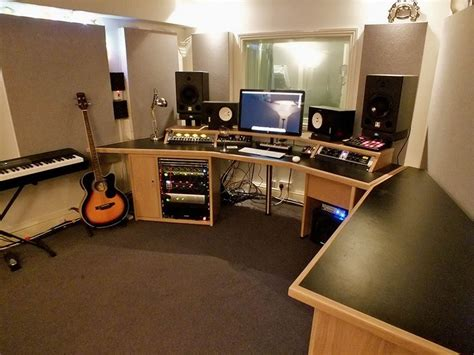 Home Design Studio Furniture | recording studio desk ideas http www buylandingpages