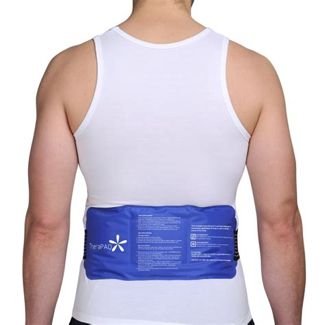 icy hot pads for your back the best reusable gel cold pack for back pain relief
