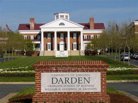 Darden Mba Contact by Darden School Of Business Blackman Consulting