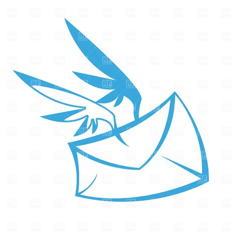 Messenger Wings Clipart Clip art of Wings Clipart #6621