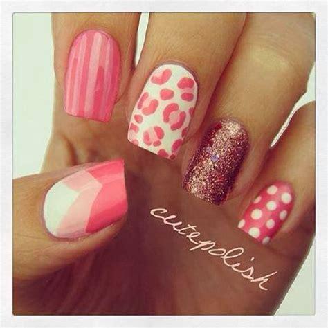 easy nail art by cutepolish cute nail art ideas fashionate trends