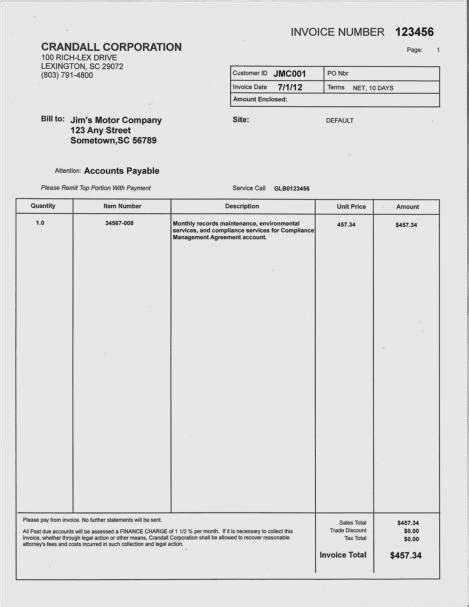 invoice template usa usa invoice template 28 images invoice template usa