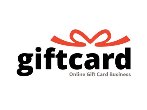 free gift card voucher business logo freebie magz - Company Logo Gift Cards
