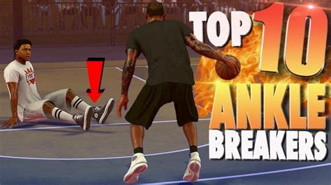 Mba 2k17 Best Crossover by Nba 2k17 Top 10 Crossover Ankle Breakers Of The