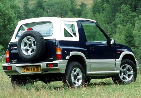 Suzuki Vitara 1989 Photos Of Suzuki Vitara Canvas Top 1989 98