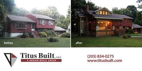 split level remodel titus built llc