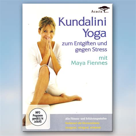 Kundalini Detox And Destress by Kundalini To Detox And Destress Fiennes Dvd