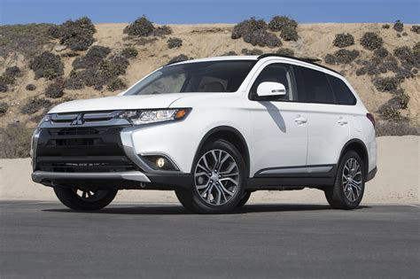 2016 Outlander Sel by 2016 Mitsubishi Outlander Sel Awd Term Arrival