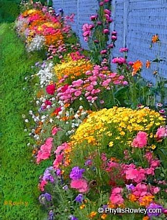 Flower Beds Flower And Beautiful On Pinterest Garden Flower Borders