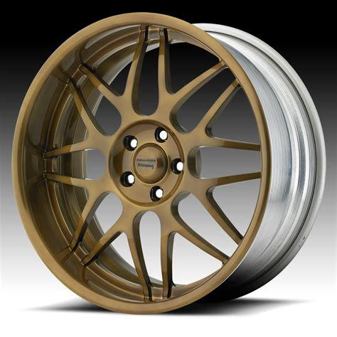 Handmade Wheels - american racing vf483 polished forged vintage custom