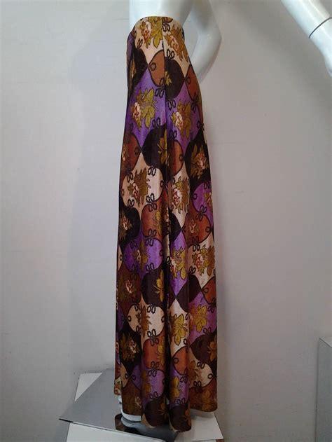 harlequin pattern clothes 1970s cus casuals panne velvet harlequin pattern