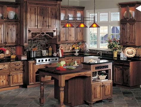 themed kitchen ideas 4 typical traits every rustically themed kitchen should