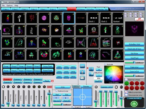 light software ishow laser show software