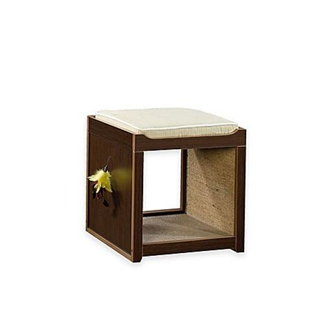 cat cube bed buy sauder modern interactive cat cube from bed bath beyond