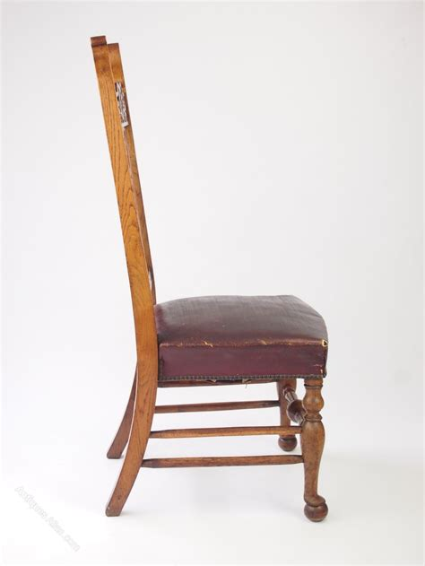 antique back chairs antique carved oak high back chair chair antiques atlas