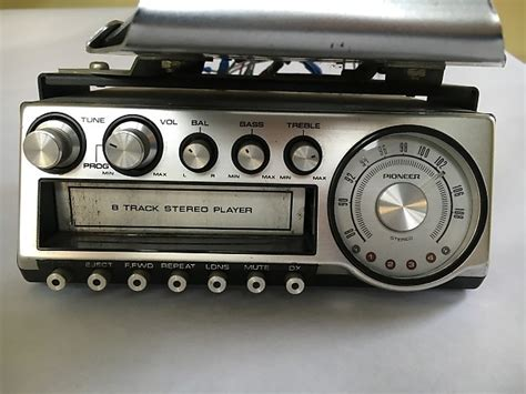 Directv Gift Card Tracking - vintage pioneer tp 900 super tuner 8 track tape player and reverb