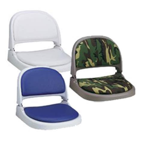 attwood boat chairs attwood proform folding boat seat west marine