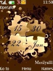 nokia 5130 themes free download clock theme nokia 5130 themes digital clock new calendar template site