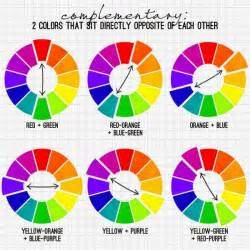 blue complementary color design du monde 4 ways to choose a color scheme