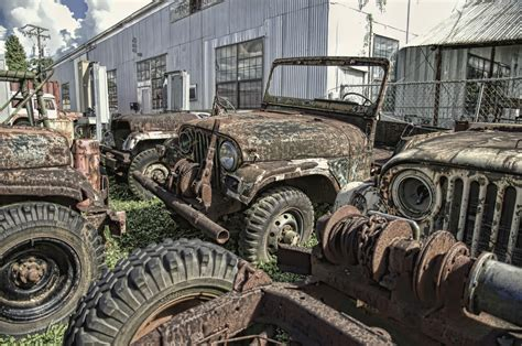Jeep Junkyard Flickr Ewillys