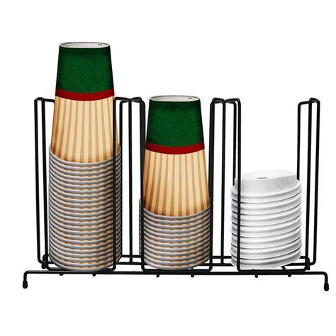 cvcoffee slanted cup rack