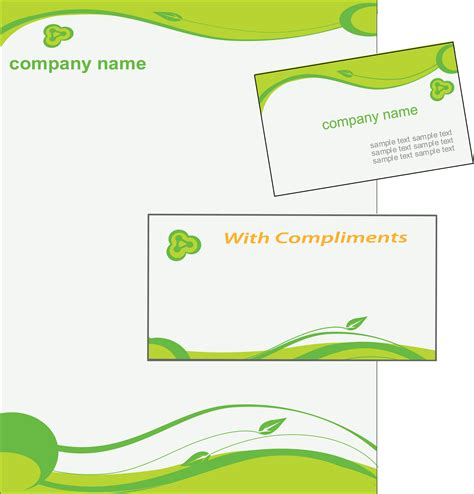 10 best photos of stationery design templates simple letterhead templates free professional