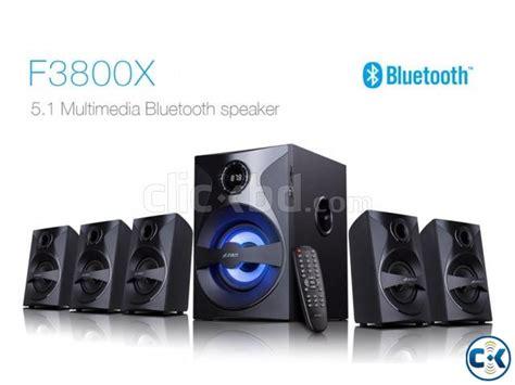 1 Unit Home Theater Multimedia f d 5 1 bluetooth multimedia home theater f 3800x clickbd
