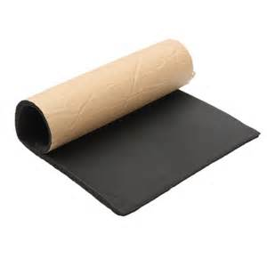 Mat Material by 50cmx30cm Car Sound Proofing Deadening Insulation Cotton