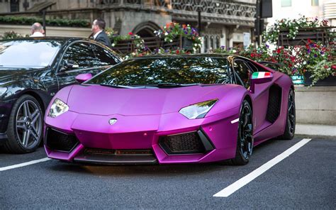 lamborghini purple chrome purple lamborghini wallpapers images photos pictures