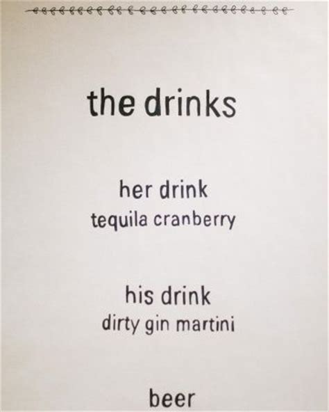 simple cocktail menu simple cocktail menu wedding cocktail hour
