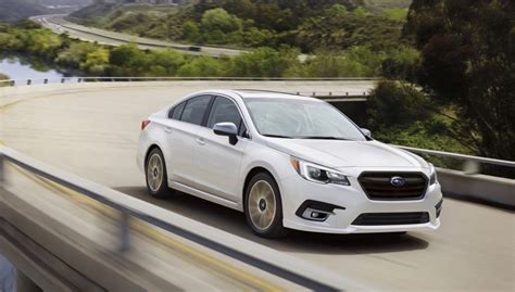 New Subaru Legacy 2018 by 2018 Subaru Legacy And Outback Pricing Announced The
